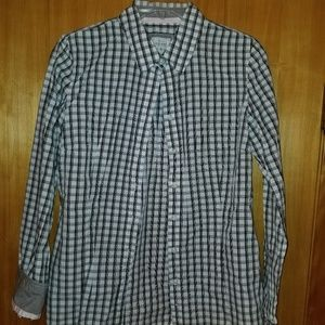 Old Navy vintage button down shirt